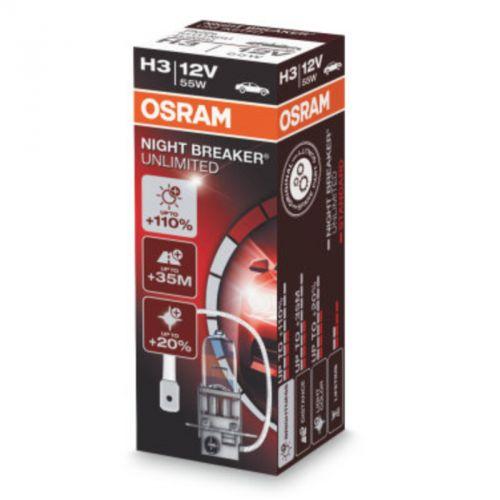 OSRAM 12 V H3 55 W
