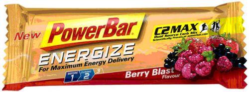 PowerBar Energize tyčinka lesní směs 55 g