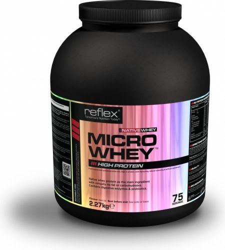 Reflex Nutrition Micro Whey Native 2270 g
