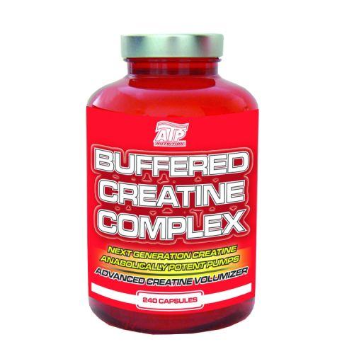 ATP NUTRITION Buffered Creatine Complex 240 kapslí