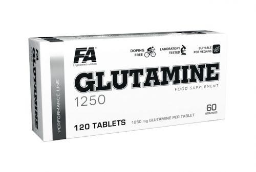 Fitness Authority Glutamine 1250 120 tablet