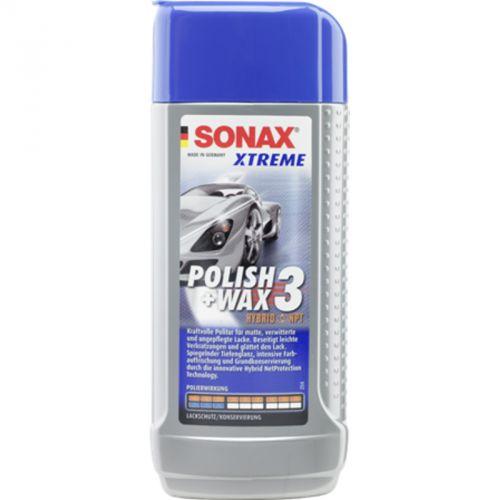 SONAX Xtreme Polish & Wax 3 250 ml