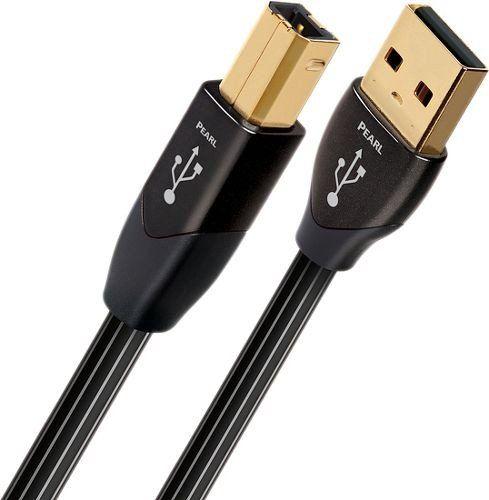 AUDIOQUEST PEARL USB AB 0,75 m