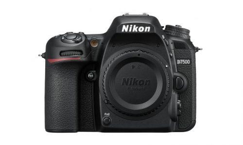 Nikon D7500 cena od 32990 Kč