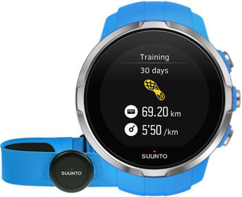 Suunto Spartan Sport HR cena od 3410 Kč