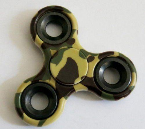 Fidget spinner maskáč