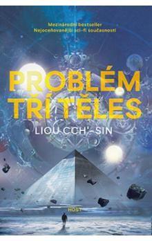 Liou Cch'-sin: Problém tří těles cena od 199 Kč
