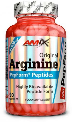 Amix Arginine PepForm Peptides 90 kapslí