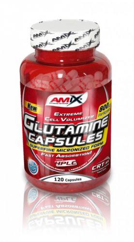 Amix L-Glutamine 120 kapslí
