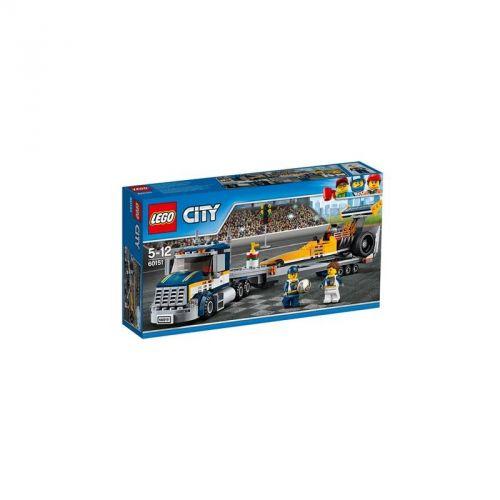 LEGO CITY GREAT VEHICLES Transportér dragsteru 60151 cena od 766 Kč