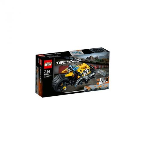 LEGO TECHNIC Motorka pro kaskadéry 42058