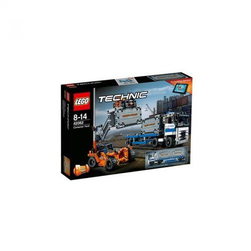 LEGO TECHNIC Přeprava kontejnerů 42062