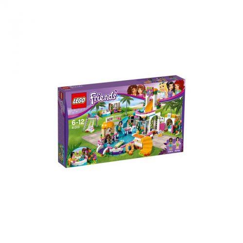 LEGO FRIENDS Letní bazén v městečku Heartlake 41313