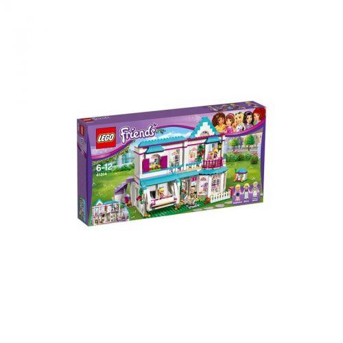 LEGO FRIENDS Stephanie a její dům 41314