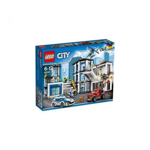 LEGO CITY POLICE Policejní stanice 60141