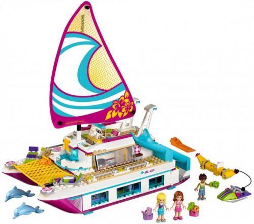 LEGO Friends Katamarán Sunshine 41317 cena od 1660 Kč