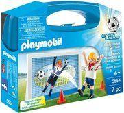 Playmobil přenosný kufřík penalty 5654
