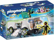 Playmobil Techno Chameleon s agentem Genem 6692