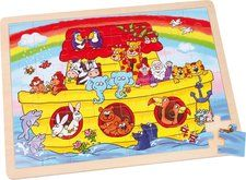 Legler Puzzle Noemova archa cena od 239 Kč