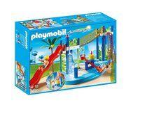 Playmobil Vodní hřiště 6670