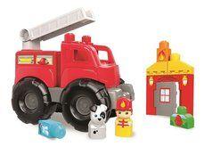 MegaBloks hasičský vůz