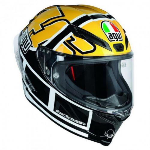 AGV CORSA R Rossi Goodwood helma