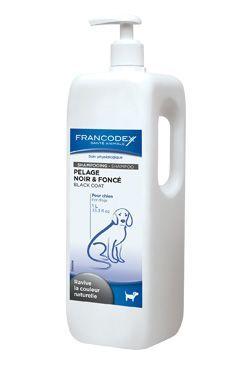 Francodex Šampon černá srst 1 L