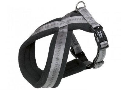 Nobby Postroj nylon X soft Grip 2,5-5,0 x 50-80 cm