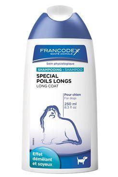 Francodex Šampon dlouhá srst 250 ml
