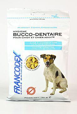 Francodex Breath Dental pes 70 g