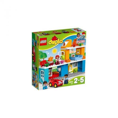 Lego DUPLO Město Rodinný dům 10835