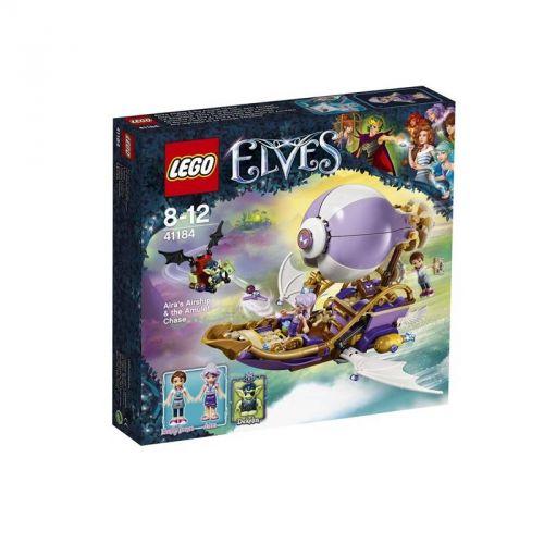 LEGO ELVES Aira a její vzducholoď 41184  cena od 929 Kč