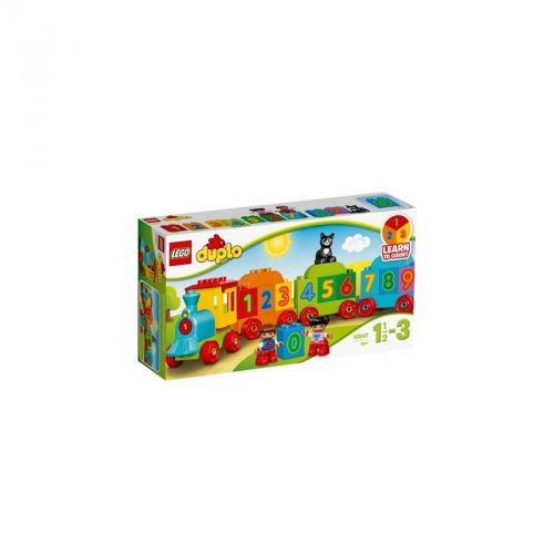 LEGO DUPLO Moje první Vláček s čísly 10847 cena od 419 Kč