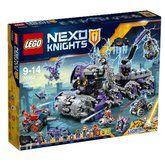 LEGO NEXO KNIGHTS Jestrovo mobilní ústředí 70352 cena od 2099 Kč