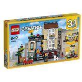 LEGO Creator Městský dům se zahrádkou 31065