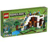 LEGO Minecraft Základna ve vodopádu 21134  cena od 2381 Kč