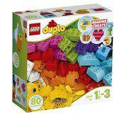 LEGO DUPLO Creative Play Moje první kostky 10848  cena od 397 Kč