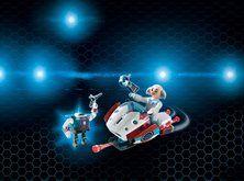 Playmobil Skyjet s Dr. X a robotem 9003