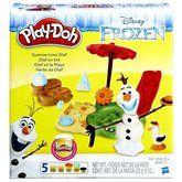 Hasbro Play Doh sada Frozen Olaf na pláži cena od 0 Kč
