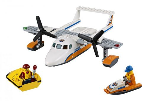 LEGO City Záchranářský hydroplán 60164