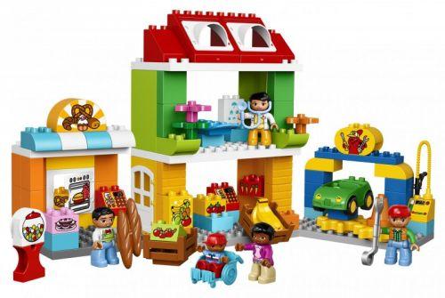 LEGO DUPLO Náměstí 10836