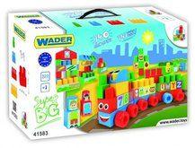 Wader Kostky Middle Blocks plast 140 ks 41583