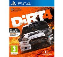 XXL obrazek DiRT 4 Day One Edition pro PS4
