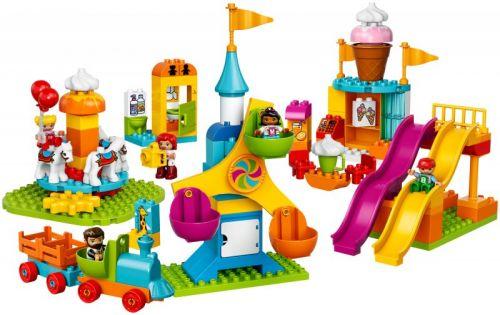 LEGO DUPLO Town Velká pouť 10840
