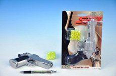 Mikro Pistole na kuličky plast 18 cm