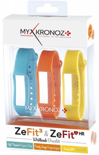 MyKronoz pásky pro ZeFit3 a ZeFit3 HR