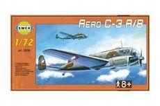 Směr Model Aero C-3 A/B 1:72 29,5x16,6 cm