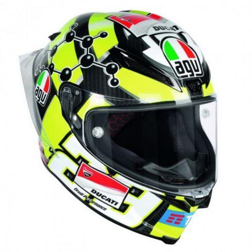 AGV PISTA GP R replika Iannone přilba