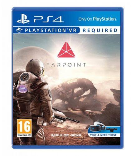 Farpoint VR pro PS4
