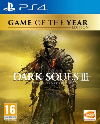 Dark Souls III: The Fire Fates Edition GOTY pro PS4